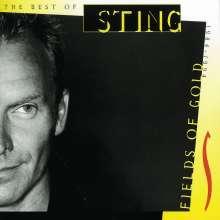 Sting (geb. 1951): Fields Of Gold - Best Of 1984 - 1994, CD