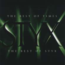 Styx: The Best Of Times: The Best Of Styx, CD