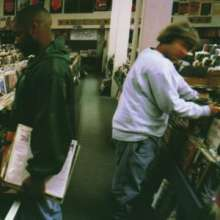 DJ Shadow: Endtroducing, CD
