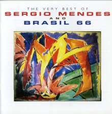 Sérgio Mendes (geb. 1941): Very Best Of Sergio Mendes..., 2 CDs