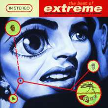 Extreme: The Best Of Extreme, CD