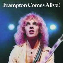 Peter Frampton: Frampton Comes Alive!, CD