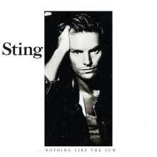 Sting (geb. 1951): Nothing Like The Sun, CD