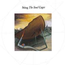 Sting (geb. 1951): The Soul Cages, CD