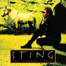 Sting (geb. 1951): Ten Summoner's Tales (Remaster), CD