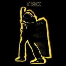 T.Rex (Tyrannosaurus Rex): Electric warrior, CD