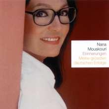 Nana Mouskouri: Erinnerungen - Meine grössten deutschen Erfolge, CD