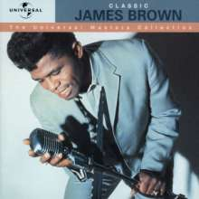 James Brown: Universal Master, CD