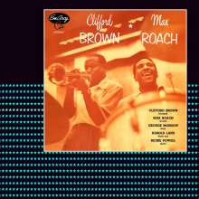 Clifford Brown & Max Roach: Clifford Brown & Max Roach, CD