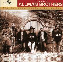 The Allman Brothers Band: Universal Masters Collection, CD