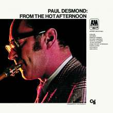 Paul Desmond (1924-1977): From The Hot Afternoon, CD