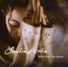 Claudia Acuna: Wind From The South, CD