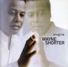 Wayne Shorter (geb. 1933): Alegria, CD