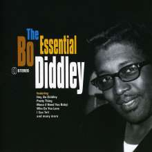 Bo Diddley: Essential Collection, CD
