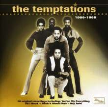 The Temptations: The Temptations 1966 -1969, CD