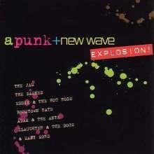 Punk & New Wave Explosi: Punk & New Wave Explosion / Va, CD
