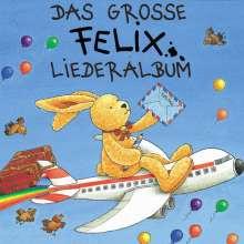 Felix - Das Grosse Liederalbum, CD