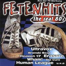 Fetenhits - The Real 80's, 2 CDs