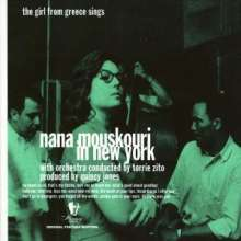 Nana Mouskouri: Nana Mouskouri In New York, CD