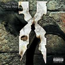 DMX: ...And Then There Was X, CD