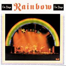 Rainbow: On Stage, CD