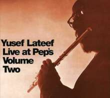 Yusef Lateef (1920-2013): Live At Pep's Vol.2, CD