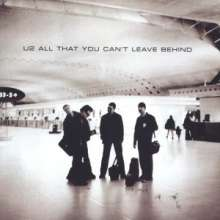 U2: All That You Can't Leave Behind +1, CD