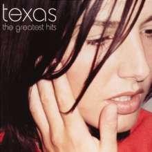 Texas: Greatest Hits, CD
