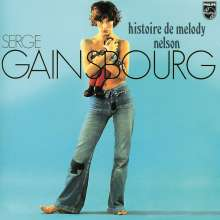 Serge Gainsbourg (1928-1991): Histoire de Melody Nelson, CD