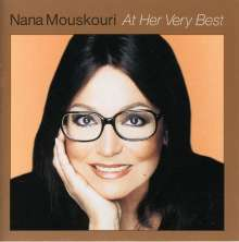 Nana Mouskouri: At Her Very Best, CD