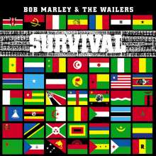 Bob Marley (1945-1981): Survival, CD