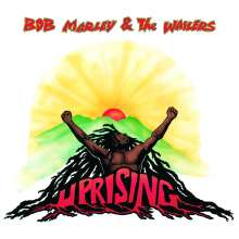 Bob Marley (1945-1981): Uprising, CD