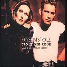 Rosenstolz: Stolz der Rose - Das Beste und mehr, 3 CDs