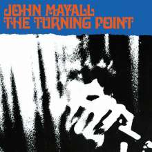 John Mayall: The Turning Point (Remastered & Revisited), CD