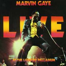 Marvin Gaye: Live At The London Palladium, CD