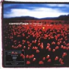 Camouflage: Rewind: The Best (Ltd. Edition), CD