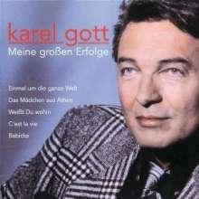 Karel Gott: Meine großen Erfolge, CD