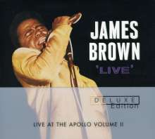 James Brown: Live At The Apollo Vol. 2, 24.-25.06.1967 - Deluxe Edition, 2 CDs