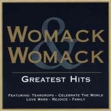 Womack & Womack: Greatest Hits, CD