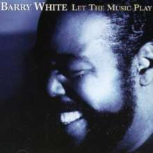 Barry White: Let The Music Play, CD