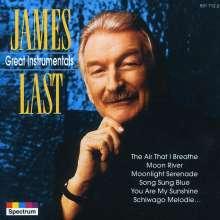 James Last: Great Instrumentals, CD