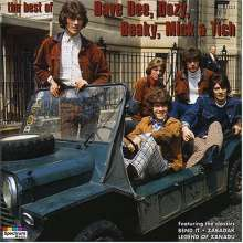 Dave Dee, Dozy, Beaky, Mick & Tich: The Best, CD
