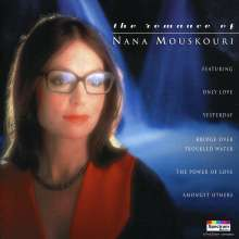 Nana Mouskouri: The Romance Of Nana Mouskouri, CD