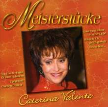 Caterina Valente: Meisterstücke, CD