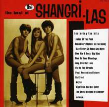 Shangri-Las: The Best Of The Shangri, CD