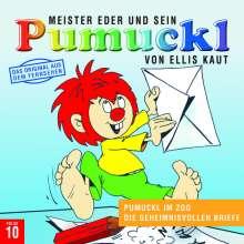10:Pumuckl Im Zoo/Die Geheimnisvollen Briefe, CD