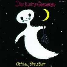 Otfried Preußler: Das kleine Gespenst, CD