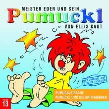 13:Pumuckls Rache/Pumuckl Und Die Briefmarken, CD