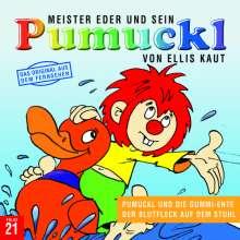 Pumuckl - Folge 21, CD