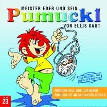 Pumuckl - Folge 23, CD